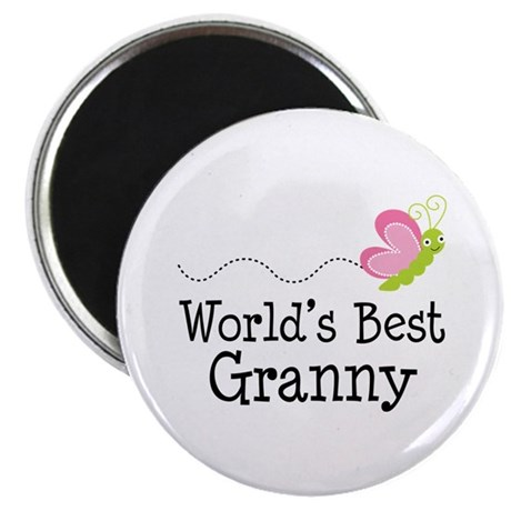World's Best Granny Magnet