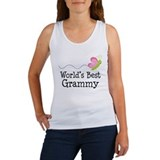 World's Best Grammy Women's Tank Top