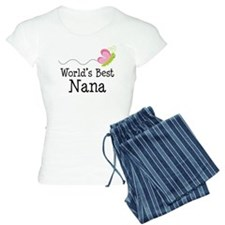 World's Best Nana Pajamas