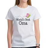 World's Best Oma Tee