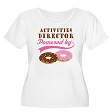 Activities Director Gift Doughnuts T-Shirt