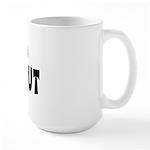 Out Male Large Mug