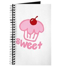 Sweet Cupcake Journal
