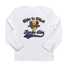 Looks like Bajan Long Sleeve Infant T-Shirt