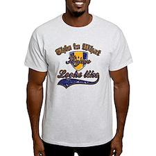 Looks like Bajan T-Shirt