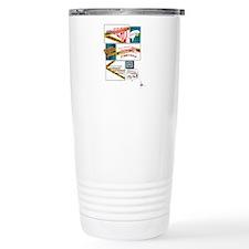 Comics Stainless Steel Travel Mug