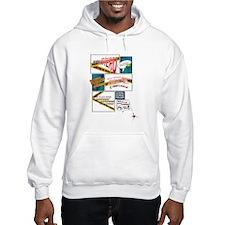 Comics Hooded Sweatshirt