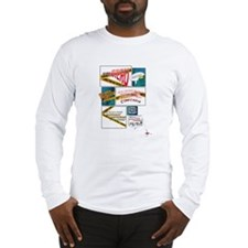 Comics Long Sleeve T-Shirt