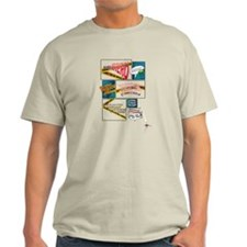 Comics Light T-Shirt