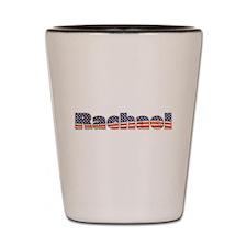 American Rachael Shot Glass
