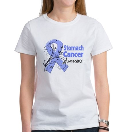 Stomach Cancer Awareness Women's T-Shirt