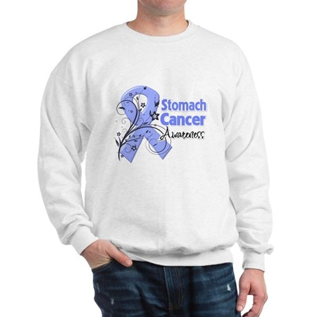 Stomach Cancer Awareness Sweatshirt
