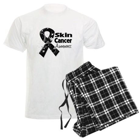 Skin Cancer Awareness Men's Light Pajamas