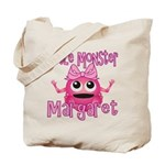 Little Monster Margaret Tote Bag
