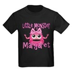 Little Monster Margaret Kids Dark T-Shirt