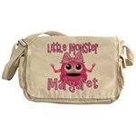 Little Monster Margaret Messenger Bag
