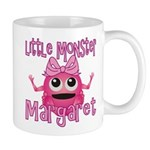 Little Monster Margaret Mug