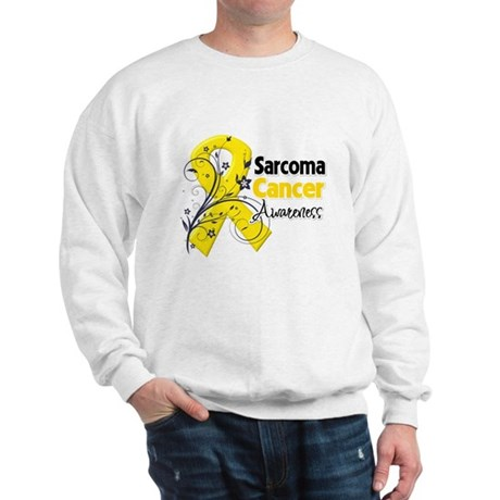 Sarcoma Awareness Sweatshirt