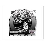 Toyota Small Poster