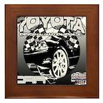 Toyota Framed Tile