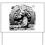 Toyota Yard Sign