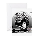 Mazda Greeting Card