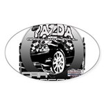 Mazda Sticker (Oval)