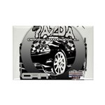 Mazda Rectangle Magnet (100 pack)