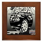Mazda Framed Tile