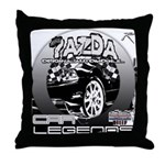 Mazda Throw Pillow