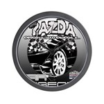 Mazda Wall Clock
