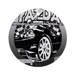 Mazda Ornament (Round)