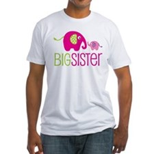 Big Sister Elephant Shirt