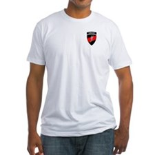 GROM - Red and Black w Tab Shirt