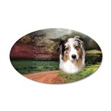 &quot;Why God Made Dogs&quot; Australian Shepherd 38.5 x 24.