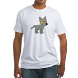 Cute Australian Cattle Dog Chemise