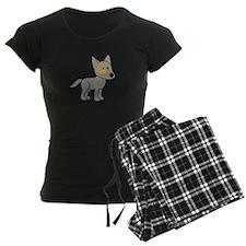 Cute Australian Cattle Dog Pajamas