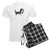 Cute Basset Hound Pajamas