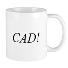 CAD! Small Mug