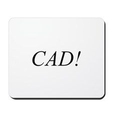 CAD! Mousepad
