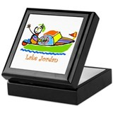 Kid's Boat Keepsake Box