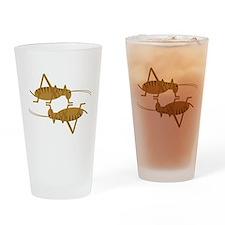 NZ Weta Drinking Glass