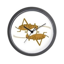 NZ Weta Wall Clock