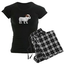 Cute Bulldog Pajamas