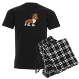 Cute Collie pajamas