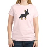 Cute German Shepherd Tee-Shirt
