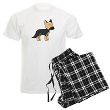 Cute German Shepherd Pajamas