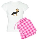 Cute German Shepherd Pyjamas