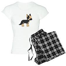 Cute German Shepherd Pajamas