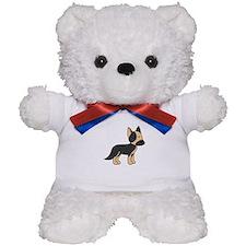 Cute German Shepherd Teddy Bear